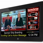 mobile digital signage